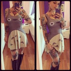 Holy crap I want this dress!