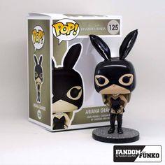 I need this funko! Custom Funko Pop, Funko Pop Vinyl, Funk Pop, Funko Pop Dolls, Ariana Grande Dangerous Woman, Pop Figurine, Disney Pop, Pop Toys, Pop Vinyl Figures