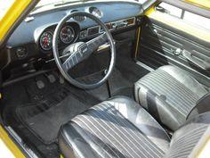 1975 Fiat 128 Sedan For Sale Interior
