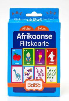 Afrikaanse flitskaarte: Alfabet en syfers | Your Parenting Starting Solids, Preschool Lesson Plans, Get Baby, Afrikaans, Fun Learning, Breastfeeding, Montessori, Homeschooling, Bb