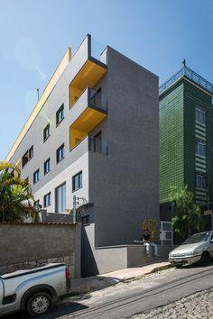 Residencial Zider   / Estudio Arquitetura + MEIUS Arquitetura