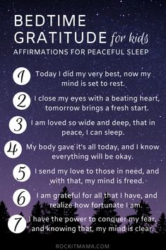 Looking to ease bedtime struggles? Check out these bedtime affirmations for kids to soothe sleep anxiety and encourage healthy sleeping habits! Gentle Parenting, Parenting Advice, Kids And Parenting, Peaceful Parenting, Parenting Quotes, Positive Affirmations For Kids, Daily Affirmations, Burn Out, Inspiration Quotes