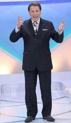 .: #SilvioSantos é a personalidade mais admirada segundo o site YouGov