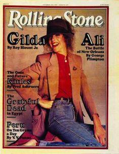 Rolling Stone - Gilda Radner
