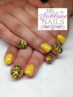 Gel Nails ~ Sublime Nails ~ Like me on Facebook! <3 https://www.facebook.com/sublimenailsedm