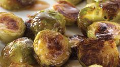Browned Brussels with Maple Butter Recipe