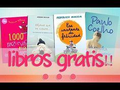 Páginas BUENÍSIMAS para descargar LIBROS GRATIS en .pdf y .epub! SUPER FÁCIL!❤