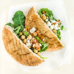 A piece of pita bread is a little world unto itself — so round, so hollow, so open to whatever you desire for lunch
