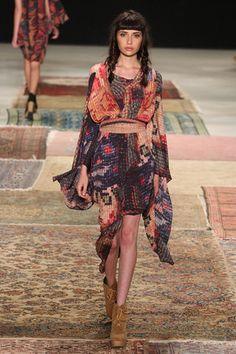Alessa (Fashion Rio) . inverno 2012