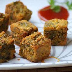 पॉप्युलर महाराष्ट्रियन स्नैक्स: कोथिंबीर वड़ी  #maharashtrain #snacks #coriander vadi #kothimbir vadi