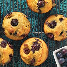 Gluten-Free Blueberry Muffins Made with Coconut Flour: King Arthur Flour