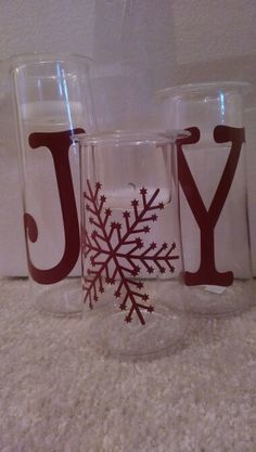 $30.00 fillable trio tealight/votive holders kayla.expresscreations@gmail.com https://www.facebook.com/expresscreations