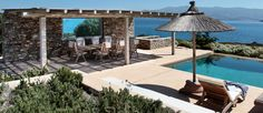 Today's property is Achantus, a marvelous summer residence bearing a typical Cycladic style and located in the area of Maganies, where the characteristic squared architecture and the pristine white surfaces standout amongst the vivacious garden of lavender, rosemary and other Mediterranean vegetation. Read more... http://www.parosluxuryvillas.com/our-villas/achantus