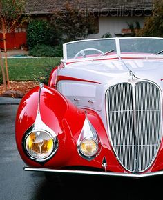 1937 Delahaye Type 135***Research for possible future project.