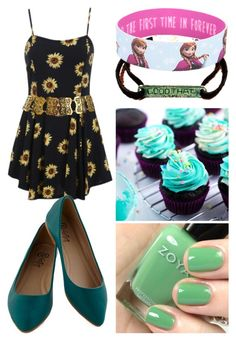 """Make everyday a perfect day!"" by mikupayneluvs1d ❤ liked on Polyvore featuring Zoya, Chanel and Disney"