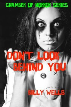 Don't Look Behind You an Amazon best seller in six  horror and short story categories. http://www.amazon.com/dp/B00DCFQTVE Enjoy.