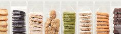 """I love the packaging on these Cookies by Fruute. """"A cookie a day keeps the therapist away."""" """"If at first you don't succeed try a cookie."""""""