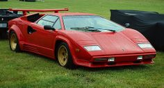 Lamborghini Countach this is one of my dream cars
