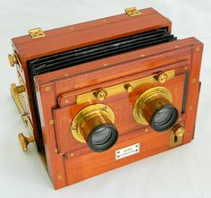 C004 Ross Stereo Camera London Complete Outfit | eBay