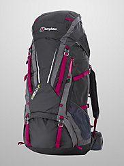 Women's BIOFLEX® 60 + 15 Rucksack