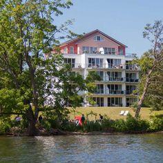 Die Top 10 der Hotels an deutschen Gewässern