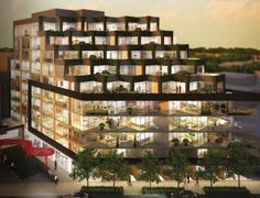 Howard Park: Residences In Roncesvalles Village is a new condo and townhouse development by Triumph Developments in Toronto, ON. Toronto Condo, New Condo, Mls Listings, Condos, Townhouse, Wealth, Construction, Exterior, Park