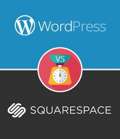 Squarespace vs WordPress - See the pros & cons of each website builder & why it matters to you, at Website Builder Expert.