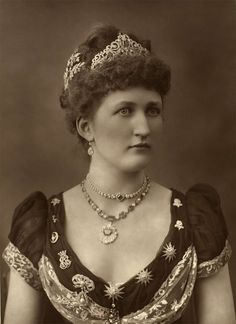 Lady Carew (Julia Mary, Baroness Carew, 1864?-1922), before 1888