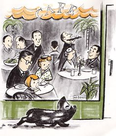 Illustration from Harry: The Dirty Dog