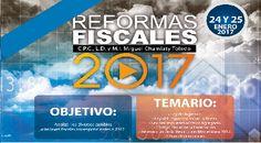 """""""REFORMAS FISCALES 2017 (24&25Enero)"""""""