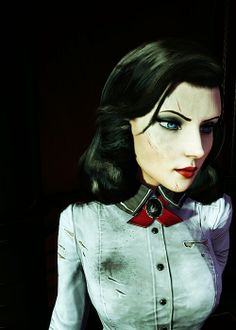 Burial at Sea Screencap: Elizabeth #bioshock #infinite