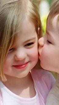 sweet kisses.