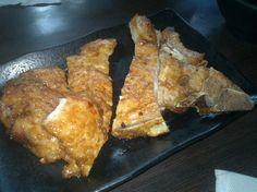 @ 黑殿飯店 a.k.a. Black Palace Hotel. Love the fried pork chop here.