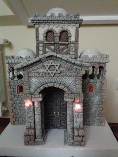 Halloween Village Display, Game Terrain, Wargaming Terrain, Lego Castle, Real Model, Decorating With Pictures, Creepy Dolls, Stand Design, Miniature Houses