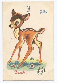 vintage bambi - Google Search