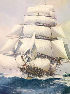1853: The famous clipper ship Neptune's Car was launched out of Portsmouth, Virginia.