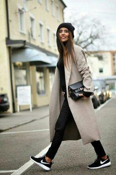 Overfit coat