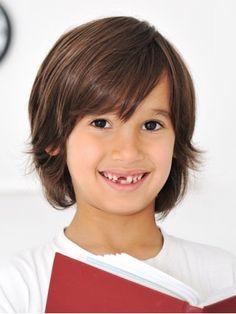 boy Brown Children's Hair Styles