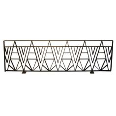 art deco fence panels - Google Search