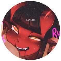 Sucubus Anime, Face Anime, Yandere Anime, Anime Girl Neko, Anime Art Girl, Pretty Anime Girl, Cool Anime Girl, Anime Drawings Sketches, Cute Drawings