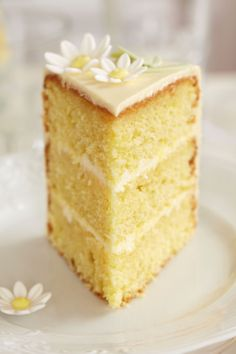 Lemon Limoncello Cake