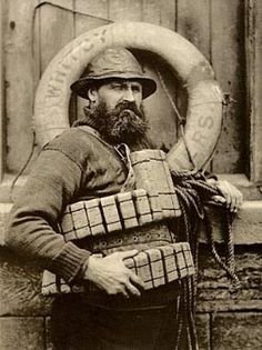 Francis Meadow (Frank) Sutcliffe (6 October 1853 – 31 May 1941): fisherman,  North Yorkshire, around 1890