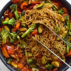 Tasty Vegetarian Recipes, Vegan Dinner Recipes, Veggie Recipes, Whole Food Recipes, Cooking Recipes, Healthy Recipes, Keto Recipes, Chicken Recipes, Easy Vegitarian Dinner Recipes