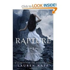 Rapture (Fallen) 4th book in the series... yet to read but can't wait to get to it!