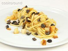 Bucatini con la mollica: Ricetta Tipica Calabria | Cookaround