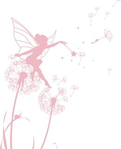 Princess Decorating For a Fairytale Bedroom Girls Fairy Bedroom, Fairytale Bedroom, Fairy Room, Fairy Art, Fairy Nursery Theme, Dandelion Nursery, Tinkerbell Wallpaper, Pinturas Disney, Bedroom Murals