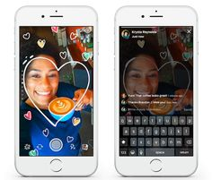 Facebook is overhauling its in-app camera to embrace the next era of augmented reality visual communication pioneered by Snapchat. The new features include..