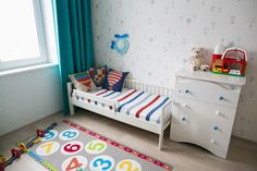Boy Toddler Bedroom, House Rooms, Kids And Parenting, Baby Room, Room Decor, Nursery, Interior Design, Furniture, Home