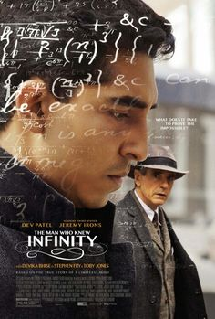數造傳奇 | The Man Who Knew Infinity (108min / 2016) #UK @Movie