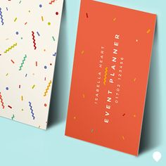 Say goodbye to boring and hello to personality! #businesscards #design #graphicdesign #artwork #colour #print